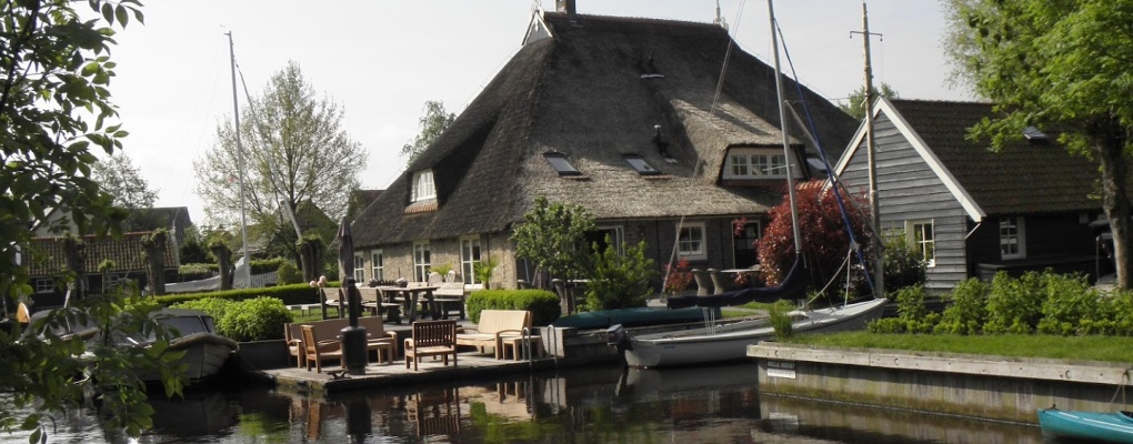 Accommodatie/bootverhuur